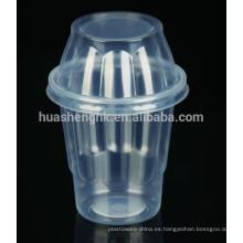 Helado de plástico desechable Sundae Cup