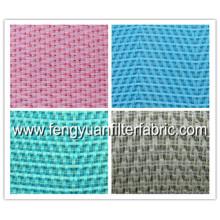 Tecidos de filtro de resistência alcalina