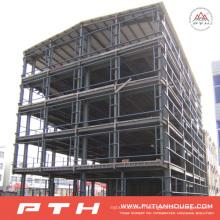 Entrepôt de structure métallique à grande portée conçu par des professionnels avec Easy Installa