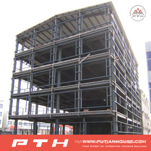 Professional Designed Large Span Steel Structure Warehouse with Easy Installa