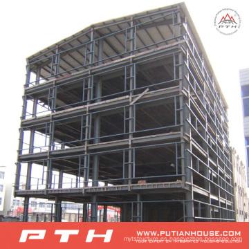 Almacén grande diseñado profesional de la estructura de acero del palmo con la instalación fácil