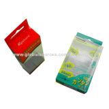Clear PVC Plastic Box with Silkscreen Printing