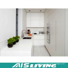 Cabinet de cuisine brillant moderne pour les meubles de cuisine (AIS-K758)