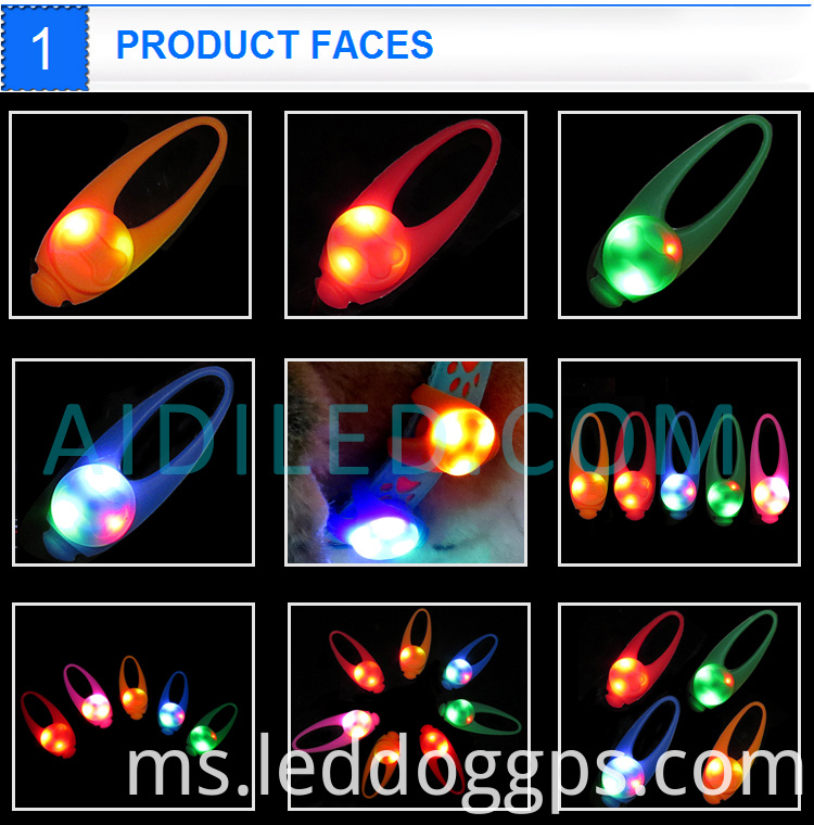 Led Dog Collar Pendant Light