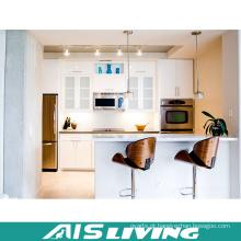 Mobília do armário da laca do armário de cozinha da madeira compensada (AIS-K438)