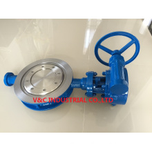 Metal Seal Butterfly Valve with Triple Eccentric Design