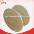 Bobina de plástico de 300 mm para alambre de cobre