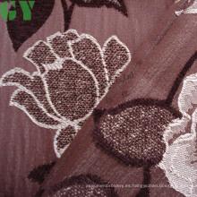 Tela del telar jacquar del Chenille de G44-306 de sofá/cortina/tapizar