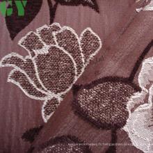 G44-306 Chenille Jacquard tapisser canapé/Rideau/tissu