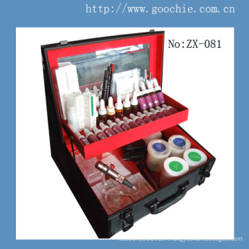 Goochie Professional Tattoo & Kit de maquillage permanent (ZX-2011-2)