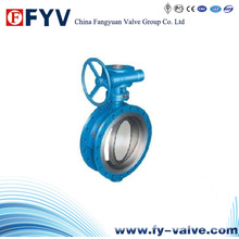 Triple Offset Metal Seated Butterfly Valve