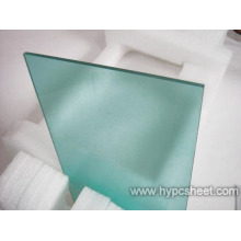 Frosted Polycarbonate Sheet