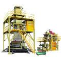 Model Sgj500-1500 POF 3-Layer Co-Extrusion Polyolefin Hot-Shrink Film Production Line