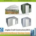 Kostengünstige Stahlkonstruktion Garage
