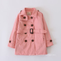 winter hot sale baby girls cute fur coat/cute jackets rabbit bear cotton cap/hat