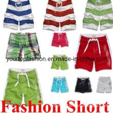 2013 Fashion Design Mens Beach Pants,Summmer Short Cotton Pants