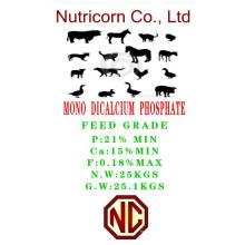 Aditivo de alimentación de cerdo Fosfato monocálcico Mcp