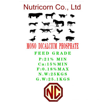 Pig Feed Additive Monocalcium Phosphate Mcp