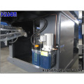 168t ПВХ фитинги литьевая машина Привет G168PVC