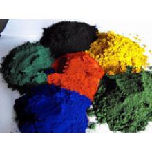 Buntes Eisenoxid CAS-Nr .: 1332-37-2