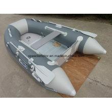 270 Barco de pesca inflável de borracha do Dinghy