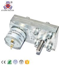 ETONM big torque 12v dc motor with gear reduction