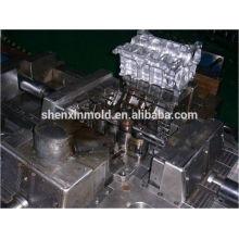 Molde fundido a troquel de aluminio 2015 para la cubierta auto del motor