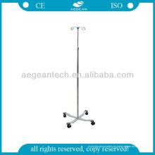 AG-Ss009A Hospital de acero inoxidable de alta calidad ISO y CE IV Stand