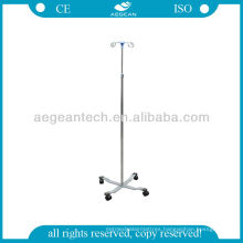 AG-Ss009A Stainless Steel Hospital High Quality ISO&CE IV Stand