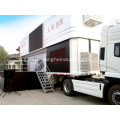 Pengiklanan Trailer Semi LED (Double Decks)