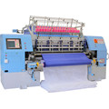 High-End Computerized Shuttle Quilting Machine for Comforter Sets, Patchwork Quilt Making Machine, Girl Dress Quilting Machine