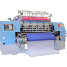 High Speed ​​Shuttle Multi-Nadel Steppmaschine zum Steppdecken Steppdecken Tröster