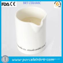 Cerâmica, costa, massagem, vela, jarros, bico