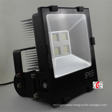 150W High Power Bridgelux Waterproof IP65 LED Flood Light Fixtures