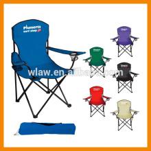 Ткань 600D полиэстер путешествие для взрослых складной стул пляжа
