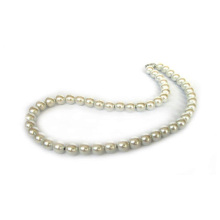 Collier de perles hématite
