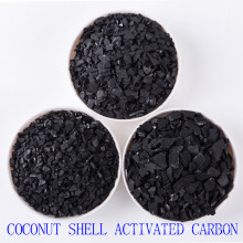 Chemicals Industry Food Grade Coconut Shell Granular Activated Carbon