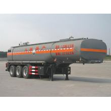 10m Tri-axle Corrosive Goods Transport Semi-trailer