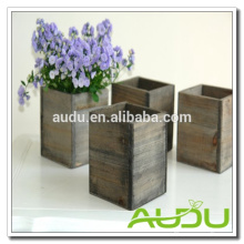 Audu Planter Box / Цветокорректор Box / Planter Box Wood