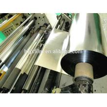 Película de Bopp claro y metalizado 15micron, 20micron, 25micron, 30mircron