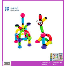 Magnetic Bar Baby Toy (Animal Friends)