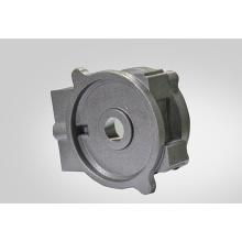 Carcasa de motor eléctrico personalizada OEM de fundición a presión de aluminio