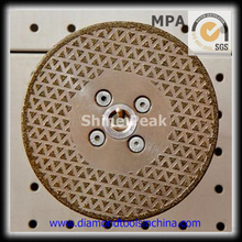 Premium Quality Electroplated Diamond Disc for Glass Cutting