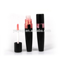 Factory direct supply oem brand liquid waterproof lip gloss with private label