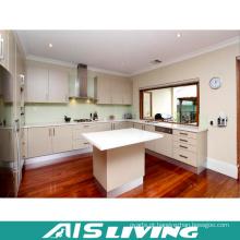 Mobília de armário de cozinha MDF em madeira de madeira (AIS-K183)