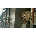 Activated carbon regeneration furnace