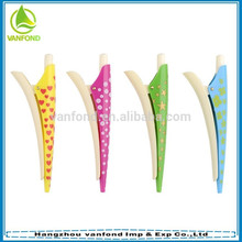 New design funny multi function pen with large clip