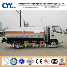 LNG Liquide à oxygène à l'azote Argon Dioxyde de carbone Semi-remorque à camion