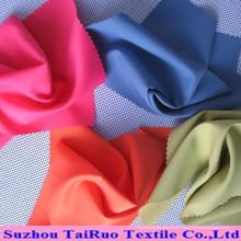Polyester pongé avec PU ou PA enduit pour le tissu de vêtement
