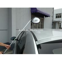 при осмотре автомобиля зеркала/специальные выпуклые зеркала
